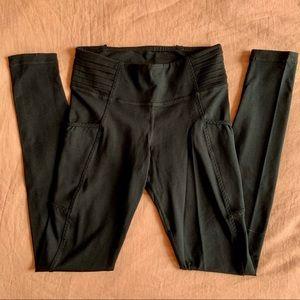 "Vimmia 31"" black pocket leggings compression S"